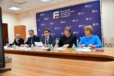 На базе ЯГТУ прошло заседание Ассоциации вузов Центра России